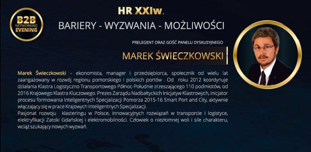 wizytówka - Marek Świeczkowski