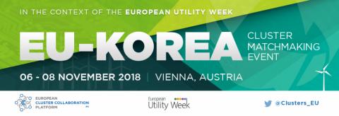 EU-Korea Cluster Matchmaking Event w Wiedniu