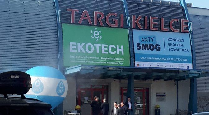 Targi ENEX i konferencja ENERGIA PL w Kielcach