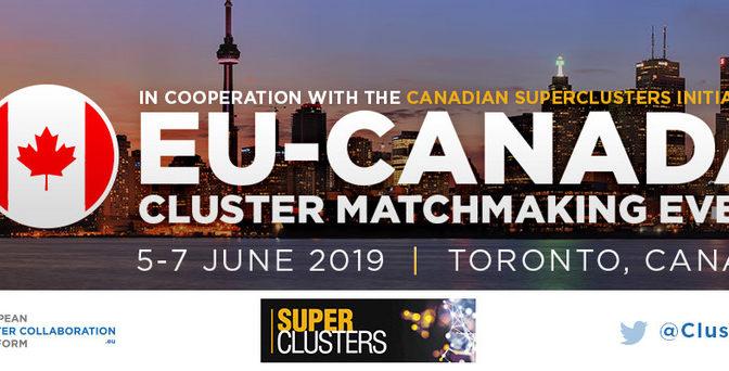 EU- Canada Cluster Matchmaking w Toronto