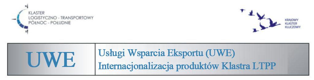 Usługi Wsparcia Eksportu