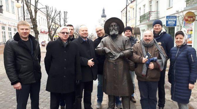 Misja Gospodarcza Klastra LTPP do Pińska, Białoruś