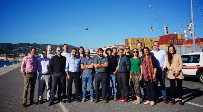 4 spotkanie partnerów projektu INTERMODEL w Mediolanie