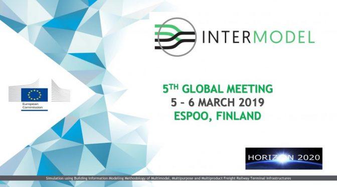 Spotkanie Partnerów projektu Intermodel w Espoo, Finlandia