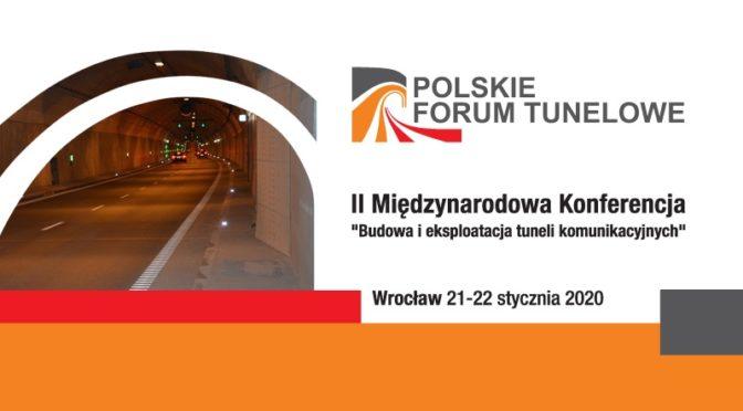 II Polskie Forum Tunelowe we Wrocławiu