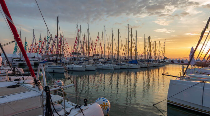 Yachting Festival 2021 w Cannes